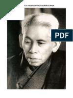 História Da Terapia Japonesa de Mokiti Okada