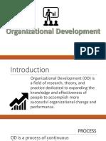 Organizational Development REPORT