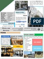 Laminas Vivienda Colectiva Hotel Des Artistes
