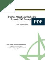 S-24 Pserc Final Report Var Resources 2008