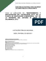 LPNRSALCO02011 Mixto Calentador AA