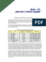 98436944 Hidrologi Bab 03 Analisa Curah Hujan