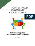 Comp Etica y Valores II BI (1)