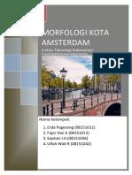 Morfologi Kota Amsterdam 1