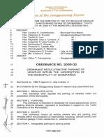 Dasmarinas_ Cavite_20000306_Ordinance Regulating Parking of Vehicles Within Dasmarinas