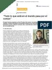 Texto Expositivo Cuerpo Le Bretón