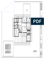 floor plan with dimensions and schedules