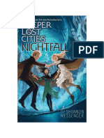 Nightfall Preview - Prologue & Chapter 1