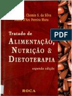 Tratado de Alimentação, Nutrição e Dietoterapia.