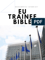 EU Trainee Bible - October 2017