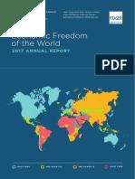 Índice de Libertad Económica