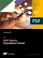 Datasheet SAP Hybris Commerce Cloud PT