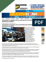 CN Aprueba 23 Artículos de Ley de Protección a Periodistas y Defensores de DDHH _ ULTIMA HORA _ HONDURAS