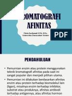 Kromatografi-Afinitas 20170403