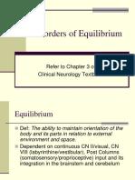 Equilibrium Disorder