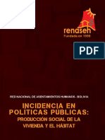 INCIDENCIA RENASEH