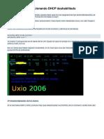 Solucionando DHCP deshabilitado