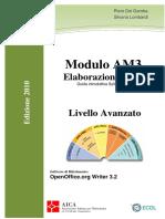 Dispensa AM3 2010 OpenOffice ITALIAN