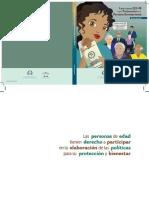 Ley número 352-98 sobre Protección de la Persona Envejeciente