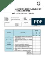 Ficha de Evaluación Laboratorio