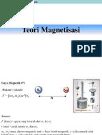 Materi 2 - Teori Magnetisasi