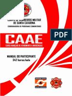 CAAE - Manual Do Aluno