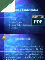 Sistemas Embebidos Clase 1