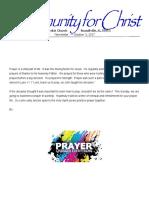 Mini Newsletter 193