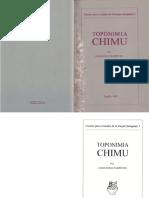 Toponimia Chimú