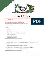 GenDobry VII 5