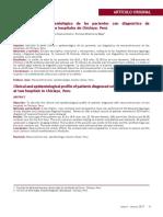Perfil clínico y epidemiológico de los pacientes con diagnóstico de neurocisticercosis en dos hospitales de Chiclayo, Perú