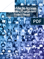 Asian Media Access MDH Storytelling Engagement Project Report