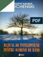Joseph-Maria Bochenski - Manual de Intelepciune.pdf