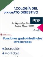 SEMANA 10a FARMACOLOG+ìA DEL APARATO DIGESTIVO