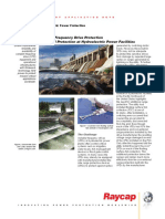 VFD Protection in Dams