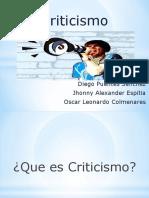 Exposicion Epistemologia I