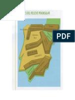 Mapa Unidades de Relieve.