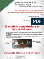 Los Precedentes Vinculantes de La Corte Suprema y Su Aporte a La Consolidación Del Modelo Acusatorio - Víctor Burgos (1)
