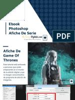eBook Photoshop Afiche