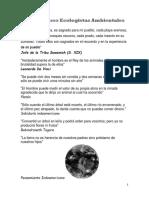 2017 SETIEMBRE - Frases Ecologistas Para Imprimir