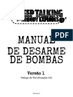 Bomb Manual (portugues) ENGLISH ACTVities