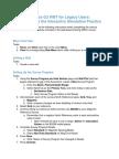 Directions InteractiveSimulationPractice Workflow