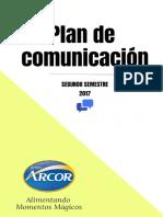 Programa de Comunicación - Arcor