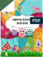 Agenda Escolar 2017