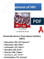 Treatment of HIV AIDS