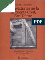 Arqueología Histórica de Buenos Aires (III)