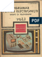 Indrumator Pentru Electronisti Radio Si Tv Vol1