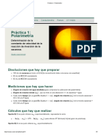 Práctica 1_ Polarimetría
