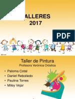 Talleres 2017