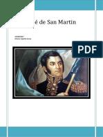 Don José de San Martin